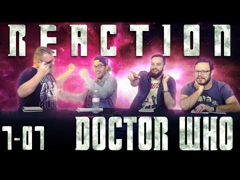 "Doctor Who 7x7 REACTION!! ""The Rings of Akhaten"""