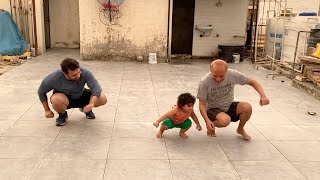 3 Generations Racing... Who will Win ?