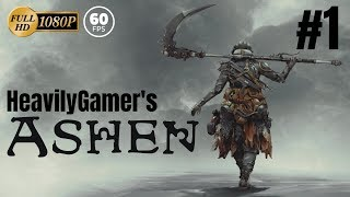 Ashen (2018 video game) Gameplay Walkthrough (PC) Part 1: Hammer and Spark