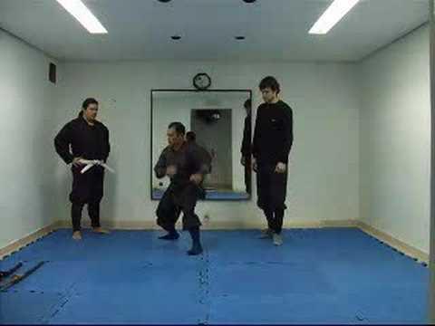 curso de ninjutsu