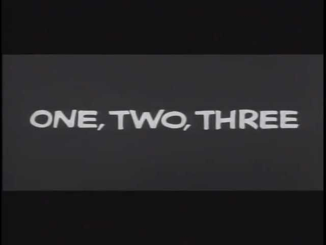 One Two Three Movie Trailer