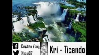 Kri - Ticando - Mi experiencia en Iguazú - Brasil - Día 1
