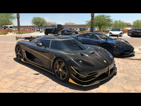 My First Time Driving a Koenigsegg Agera RS!