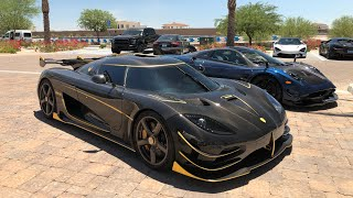 homepage tile video photo for Hypercar Shopping for a Koenigsegg Agera RS