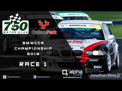 BMW Car Club Racing Championship - Oulton Park 2019 - Race 1