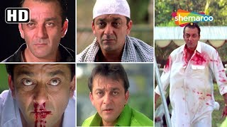 Best of Sanjay Dutt Scenes from Maine Dil Tujhko Diya - Sohail Khan - Sameera - Romantic Hindi Movie thumbnail