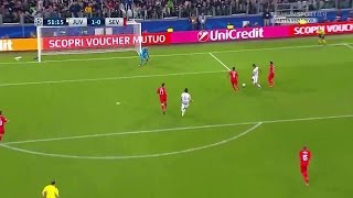 Video Gol Pertandingan Juventus vs Sevilla
