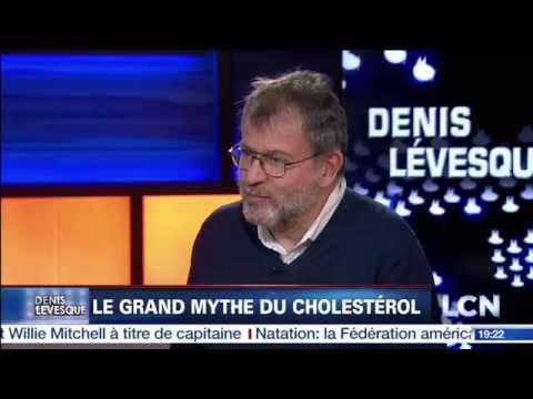 Le grand mythe du cholestérol - Marc Zaffran