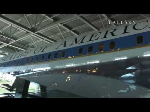 Ronald Reagan Presidential Library Part 2: Air Force One, Burial Site