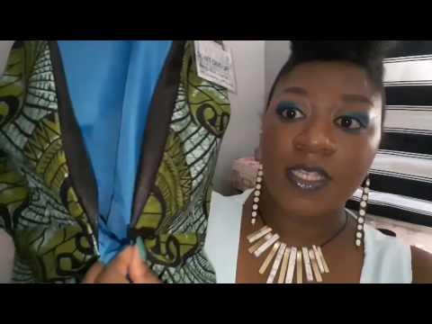 The African Suit: McCalls 6902, Simplicity 8093, Burda 6955