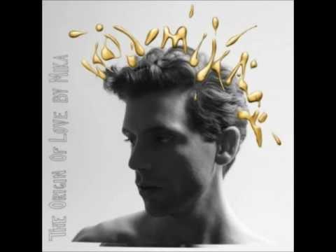 Mika - Origin of Love (CD Italian Version)