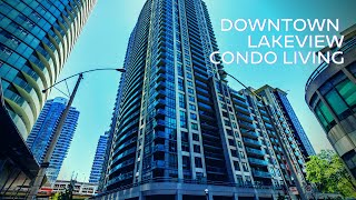 Check out this Downtown Toronto Lakeview Condo