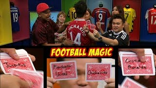 S5 E27 Zlwin Chew invented Football Magic