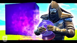 ENFORCER HAS AWOKEN THE MYSTERY CUBE?!  - A Fortnite Short Film