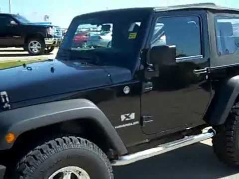 2007 jeep wrangler x review stock 9833 schimmer gm. Black Bedroom Furniture Sets. Home Design Ideas