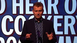 Unlikely things to hear on a cookery programme - Mock the Week: Series 13 Episode 2 Preview - BBC