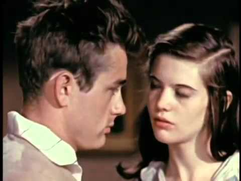 James Dean and Lois Smith screen test 2