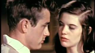 James Dean and Lois Smith screen test #2