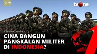 Download Cina Bangun Pangkalan Militer di Republik Indonesia? | tvOne