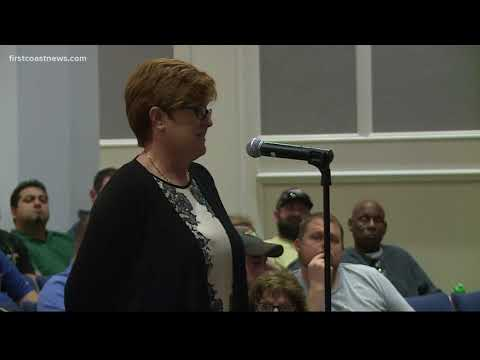 Jacksonville Residents Concerned About The Future Of JEA