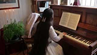 Fast zu ernst (Almost Too Serious) - Kinderszenen, Op.15 No.10 (Schumann)
