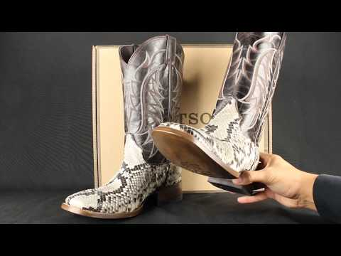 Stetson Boots Review And Do they Run Big Or Small?