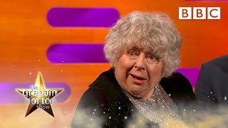 Miriam Margolyes… a £13M DRUG LORD?! | The Graham Norton Show - BBC