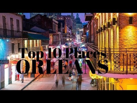 Top 10 Places to Visit in New Orleans