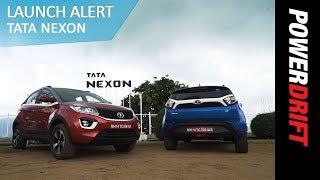 Launch Alert : Tata Nexon Priced To Compete! : PowerDrift