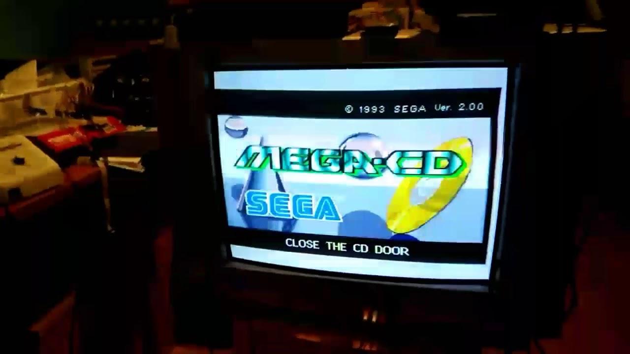 Fixing a broken Sega Mega-CD 2 | Nicolas Electronics