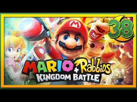 Let's Play Mario & Rabbids Kingdom Battle - Blind Justice - 38