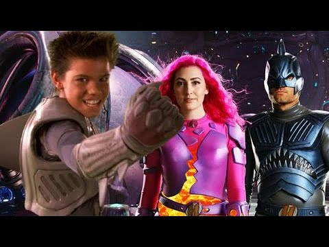 Why Taylor Lautner Has Been Recast As Sharkboy