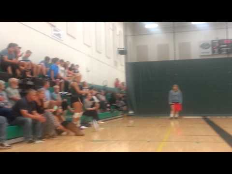 McKayla 9-2-14 Spectrum High School Volleyball
