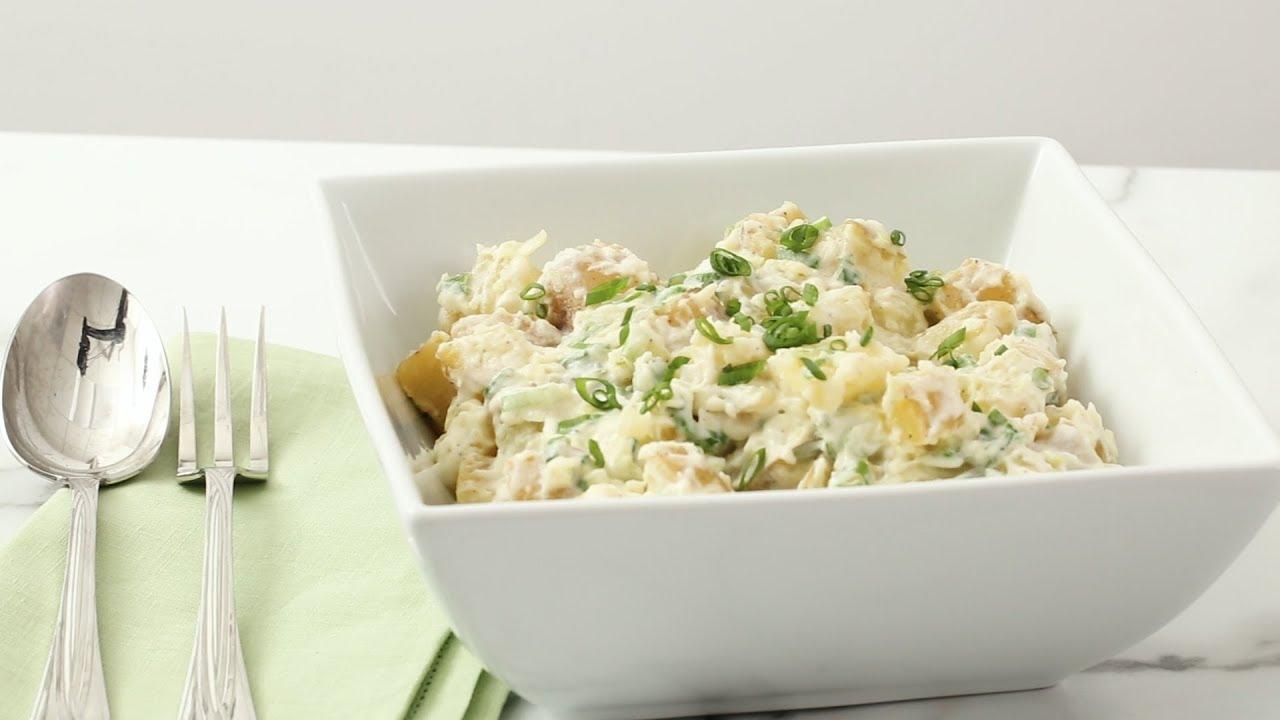 German Potato Salad Recipe Martha Stewart