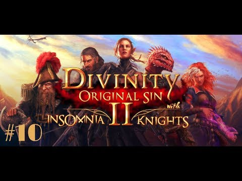 Let's Play Divinity Original Sin 2 - Part 10 - Soul Jars & Jokers.