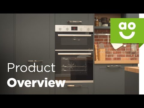 Neff Double Oven U1HCC0AN0B Product Overview | Ao.com