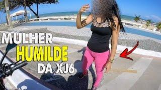 MINA HUMILDE DA XJ6 ( FICOU BRAVA ) E CG 150 thumbnail