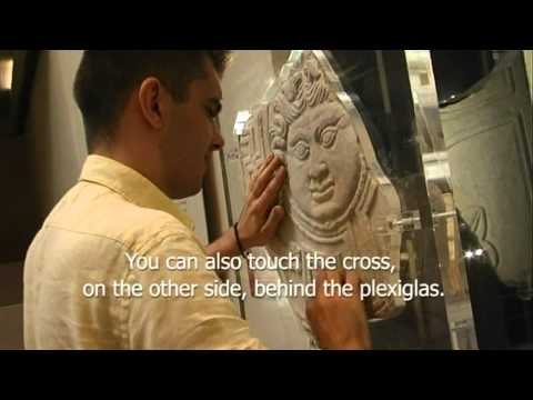 Byzantine Museum -  Access to Cultural Heritage PART II The Touch Tour