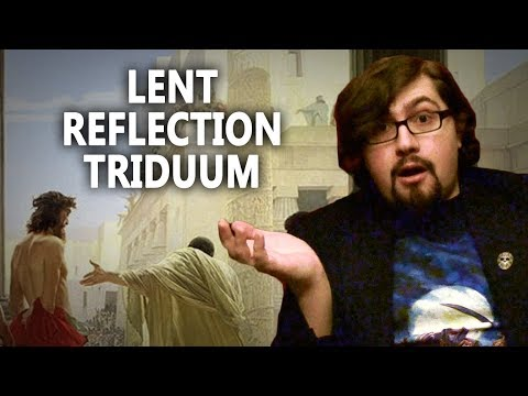 I Like Pontius Pilate? - Lent Reflection for the Triduum