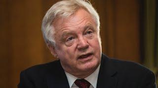 David Davis Named U.K.'s Brexit Czar