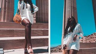 Lindos Rhodes Travel VLOG  | DAY 2 GIRLS TRIP