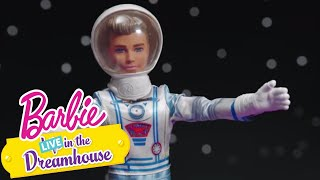 Barbie Italiano | I SUPERCAPELLI DI KEN ???? Barbie LIVE! In The Dreamhouse ????Video di Bambole Barbie