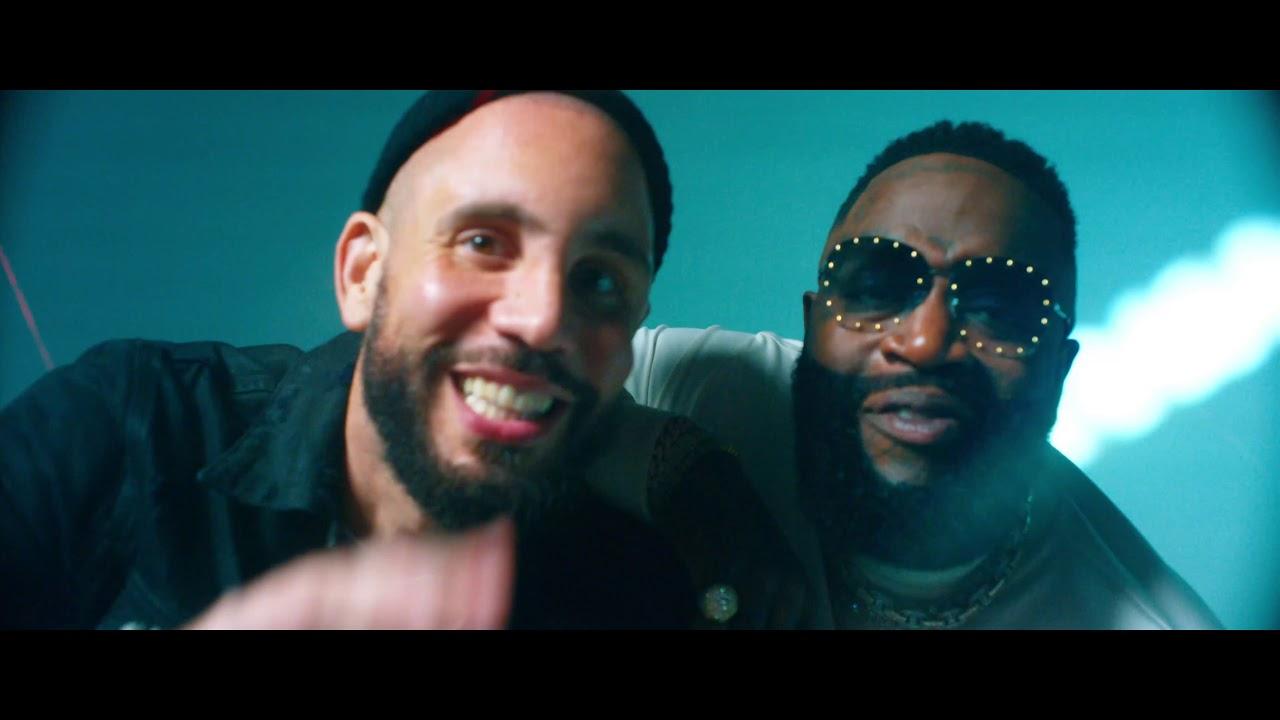 DJ Drama - 350 (ft. Rick Ross, Westside Gunn & Lule) - Official Music Video