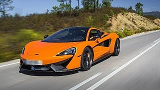 New 2019 McLaren 570S Interior & Exterior Overview