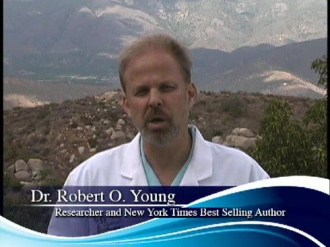 Dr. Robert Young speaks about Alkaline Water & LIFE Ionizers