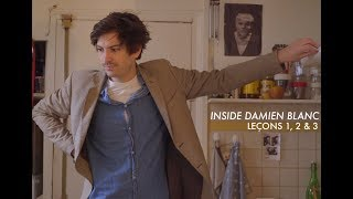 Comment faire un film fauché - Leçons 1, 2, 3 (Inside Damien Blanc), - English Subtitles