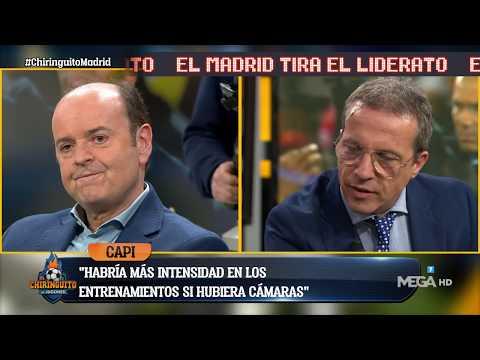 SORIA Se RÍE De La Bancada MADRIDISTA