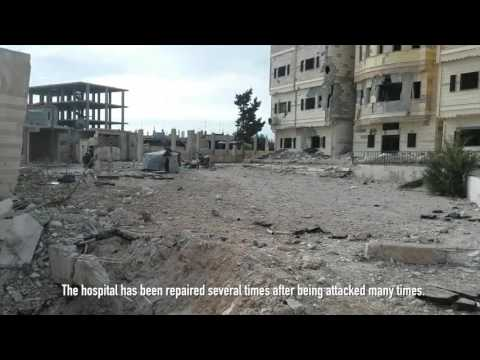 Learn More about SAMS's Nawa Facility in Dera'a, Syria