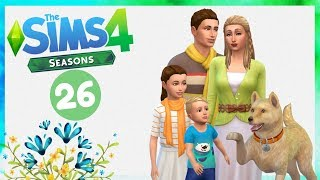 The Sims 4 Времена Года. ツ Тайные сокровища! - #26