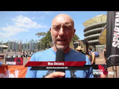 Spartan ANZ Stadium Highlights - 15 Feb 2015